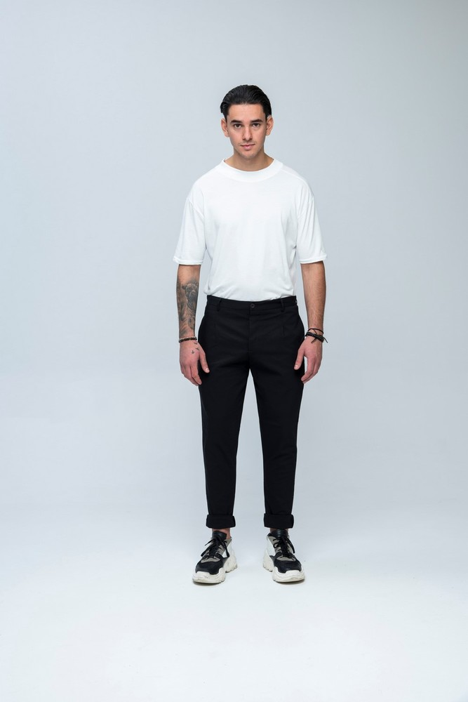 Gent's Pants Black