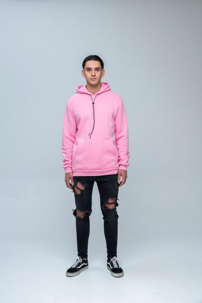 Hoodie Sweat Pink