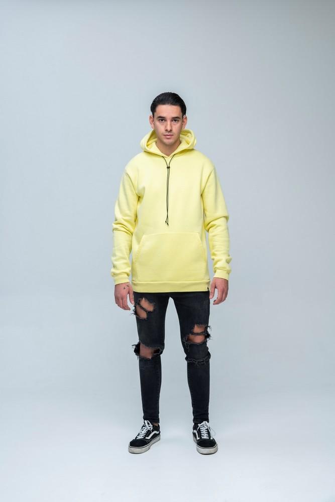 Hoodie Sweat Yellow