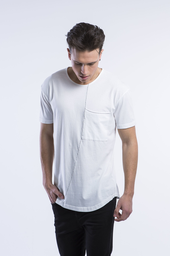 FISHLINE POCKET TEE