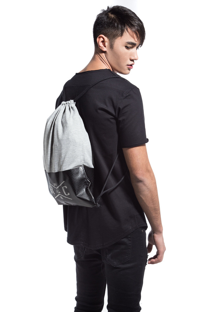 BACKPACK GREY