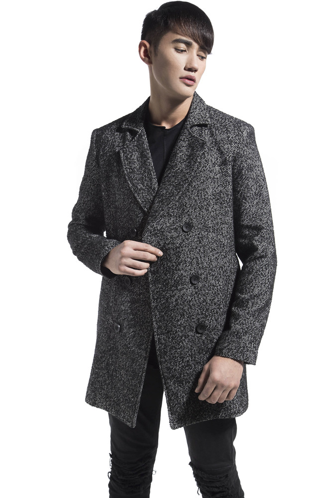 GENTLEMENS RIDE COAT TWEED