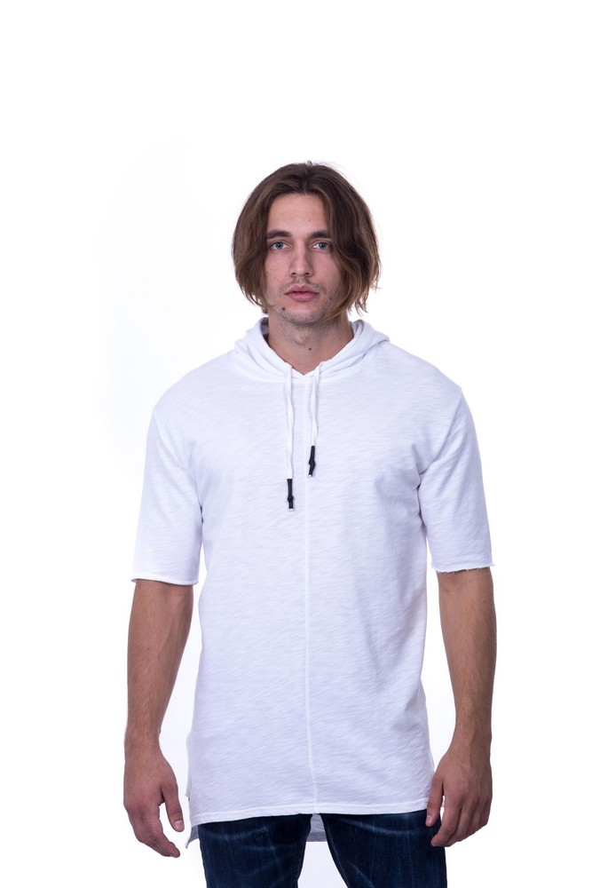 SS HOODIE WHITE