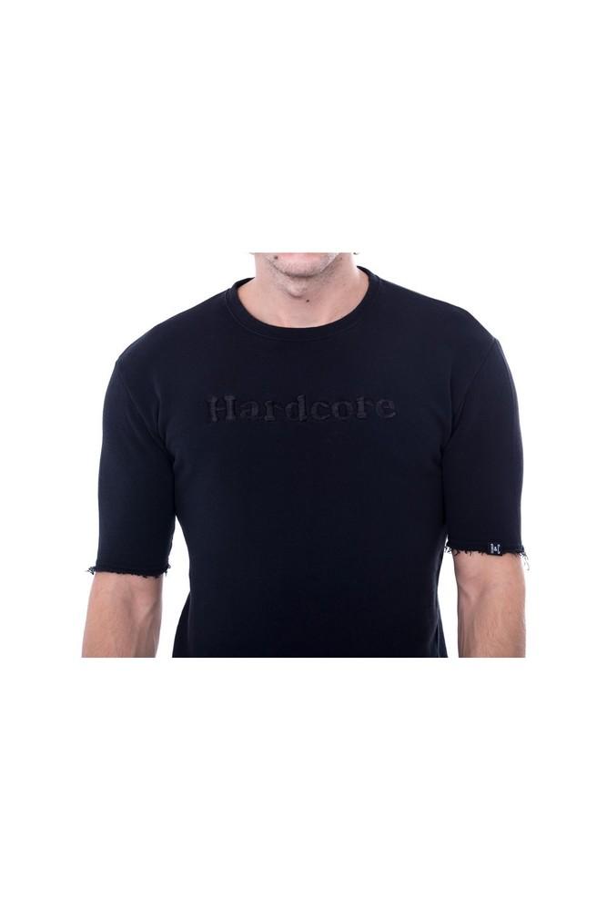 HARDCORE SS SWEAT BLACK
