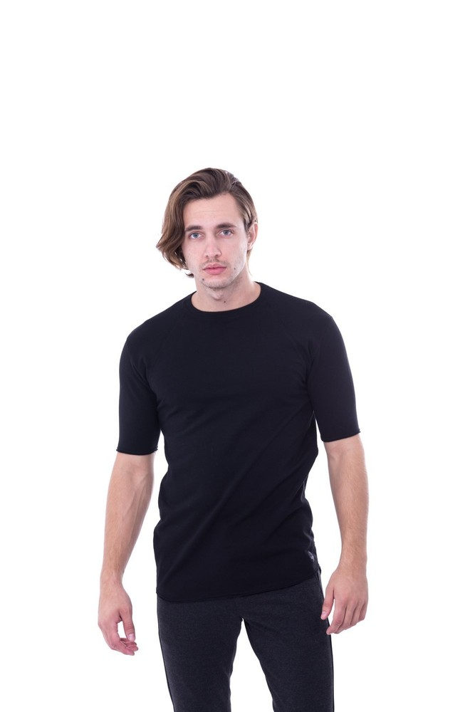 SS BABY SWEAT  BLACK