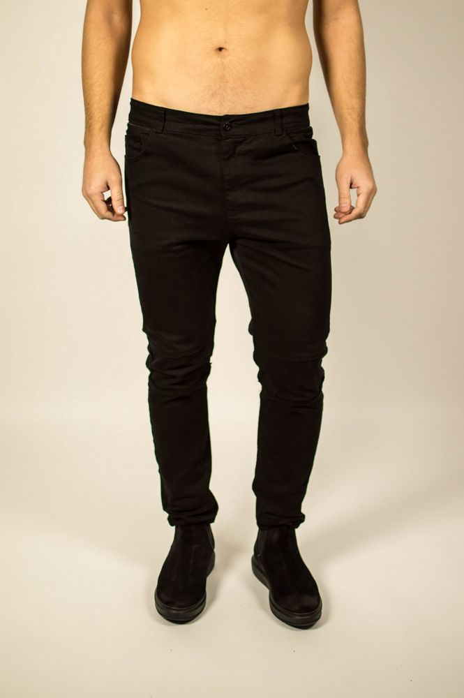 BULL DENIM BLACK